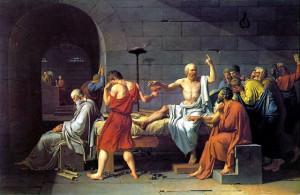 Moartea lui Socrate