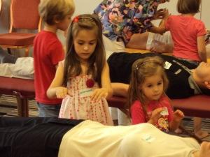 vindecare reconectivă copii