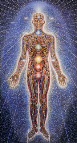 energie vitală, corp energetic