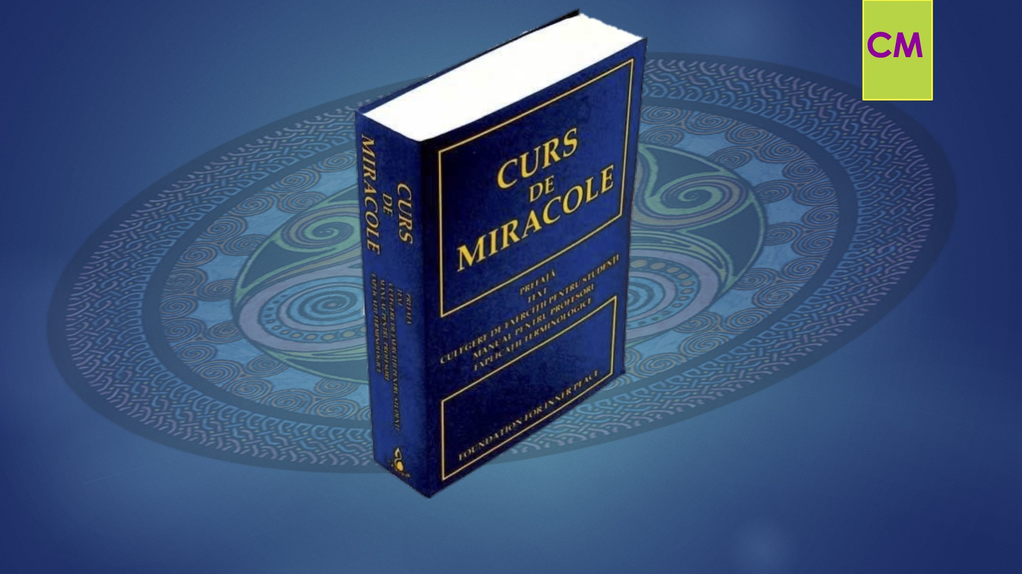 Curs de miracole-Explicații Terminologice
